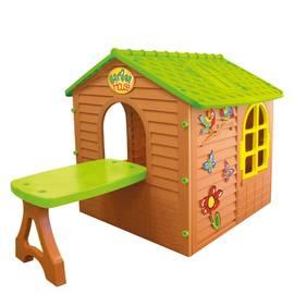 Детский игровой Домик со столом Mochtoys 11045, фото