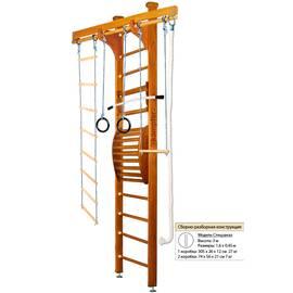ДСК Kampfer Wooden Ladder Maxi Ceiling Высота 3м, фото