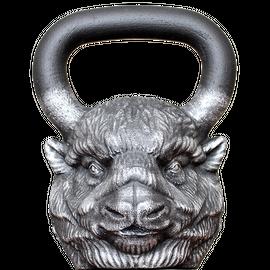 Гиря Iron Head Бизон 24 кг, фото