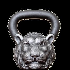 Гиря Iron Head Лев 16 кг, фото