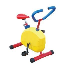 Тренажёр MooveFun SH-002W детский механический Велотренажер, фото