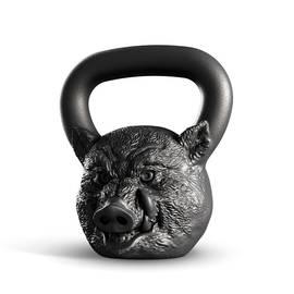 Гиря Iron Head Кабан 16 кг, фото