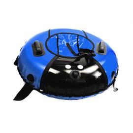 Тюбинг LadyBug Blue диаметр 100 см, Диаметр: 100 см, Название / цвет: Голубой, фото