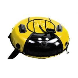 Тюбинг LadyBug Yellow диаметр 100 см, Диаметр: 100 см, Название / цвет: Желтый, фото