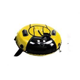 Тюбинг LadyBug Yellow диаметр 80 см, Диаметр: 80 см, Название / цвет: Желтый, фото