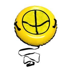 Тюбинг Midzumi Usagi желтый 85 см, Название / цвет: Желтый, фото