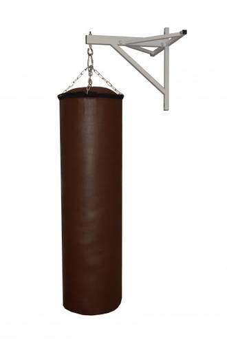 Боксерский мешок РОККИ 180X40 75 кг. Искусственная кожа 1450г/м2 (Профи), фото 1