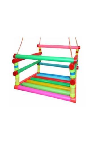 Качели веревочные пластмассовые, фото 1