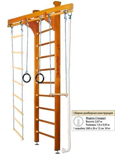 ДСК Kampfer Wooden Ladder Ceiling Высота Стандарт, фото