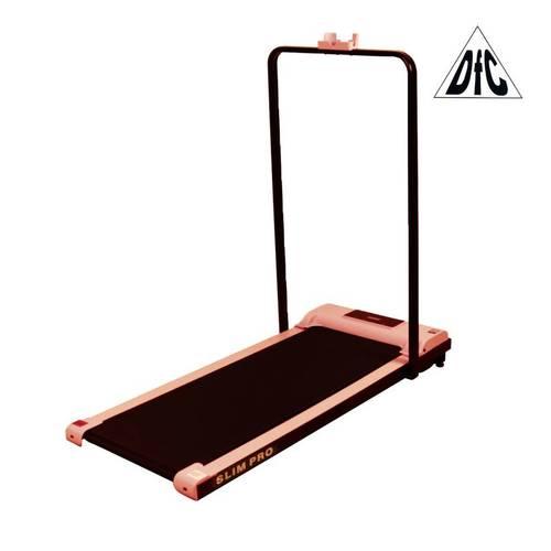 Беговая дорожка DFC SLIM PRO pink T-SLProP, фото