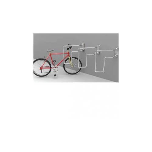 Велопарковка настенная 45 градусов, фото
