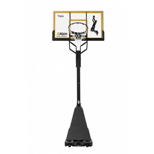 Мобильная баскетбольная стойка Alpin Triple BST-54, фото