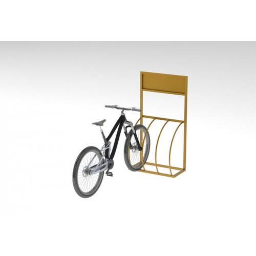 Стойка велосипедная информационная ВС-8, фото