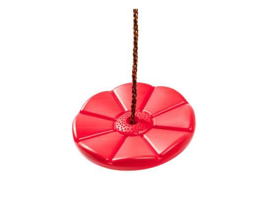 Диск-тарзанка Ромашка Красный, фото 1