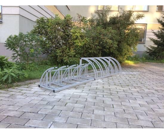 Велопарковка Оптима-1 на 6 мест (VP1), фото 5