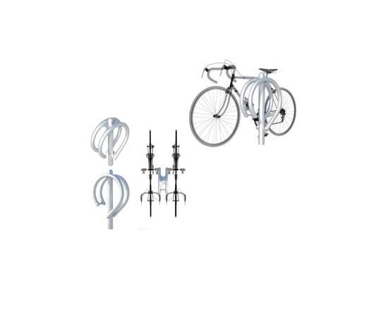 Велопарковка Дабл на 2 велосипеда, фото 6