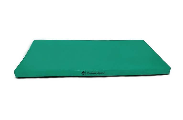 Мат гимнастический PERFETTO SPORT № 6 (100 х 200 х 10) см зелёный, Варианты цветов: Зеленый, фото